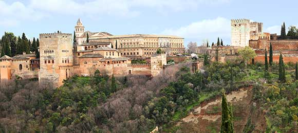 andalusie alhambra
