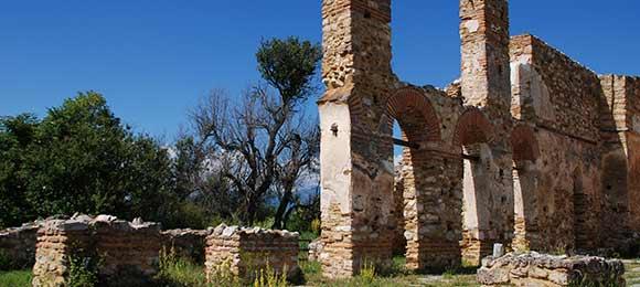 restanten ruine