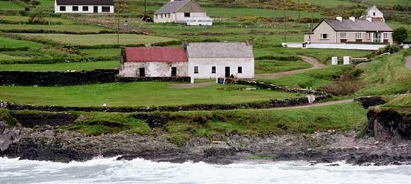 kasteel ierland