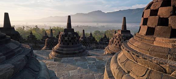 indonesie bezienswaardigheden