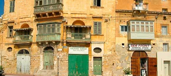 oude binnenstad malta