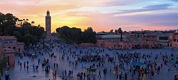 marokko bezienswaardigheden