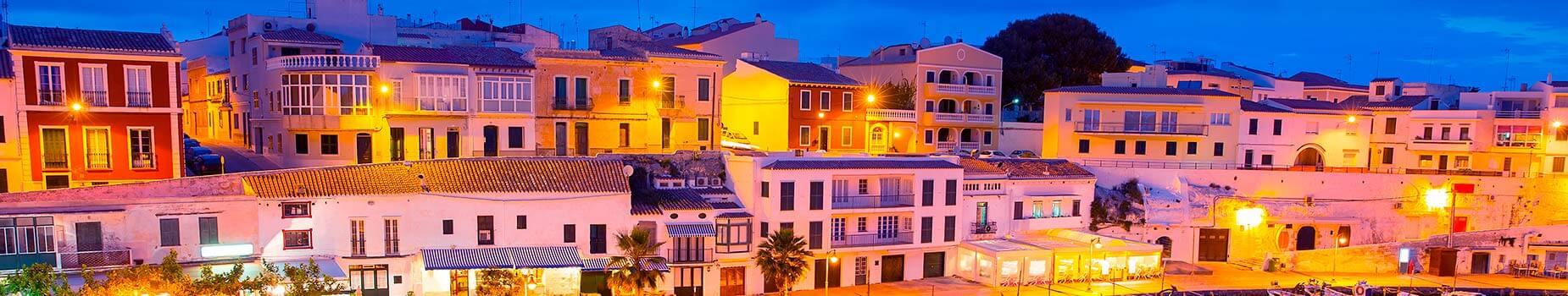 Fly Drive Menorca