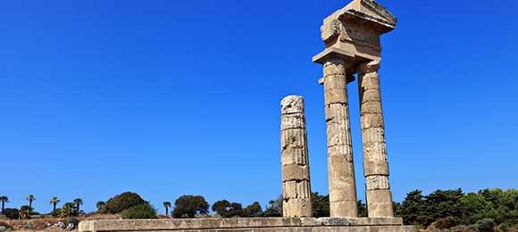 rhodos monument