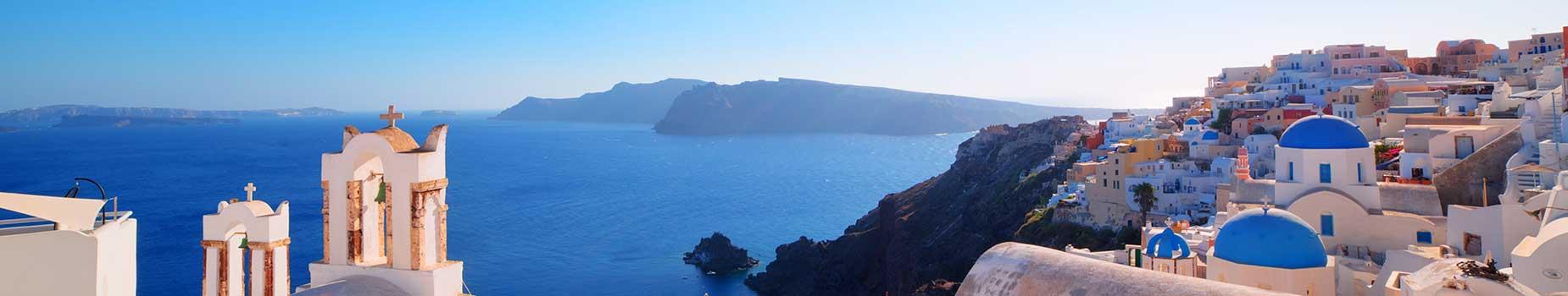 Fly Drive Santorini