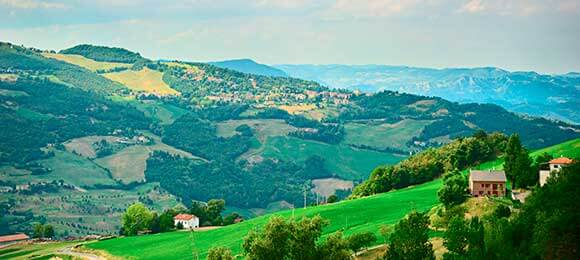 fly drive toscane