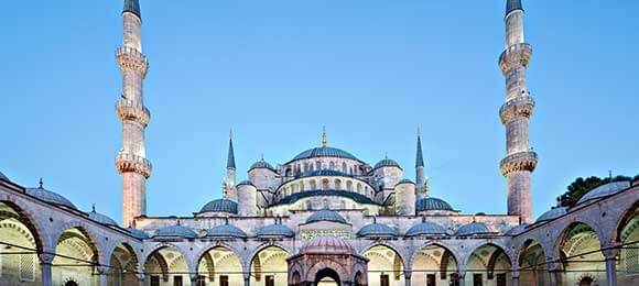 fly drive turkije