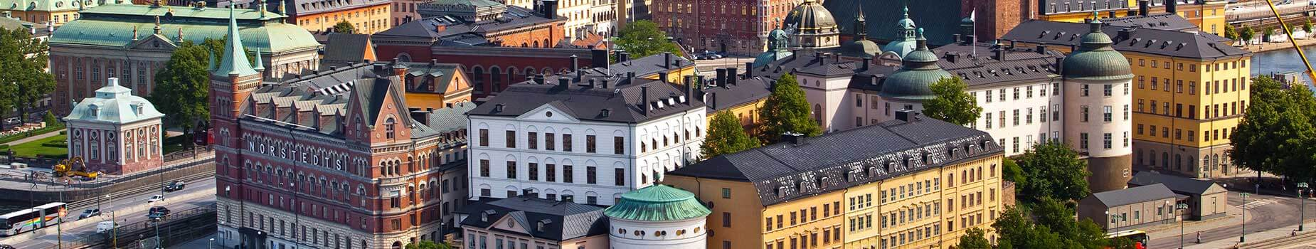 Fly Drive Zweden