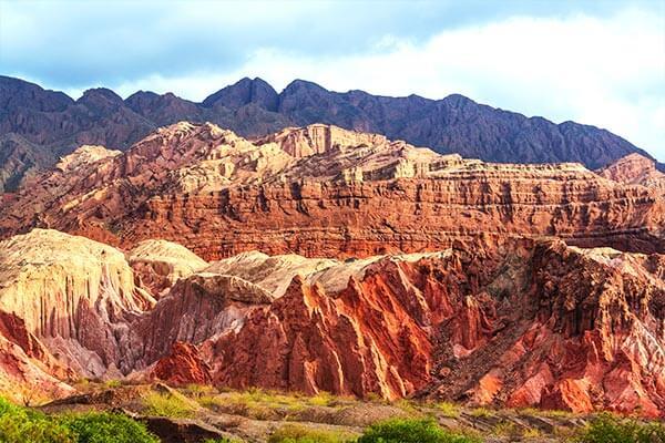 landschap argentinie
