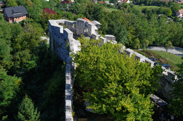 Slovenie ruïne