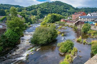 rivier wales