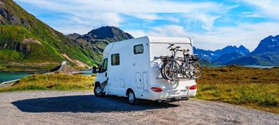 camper in canada