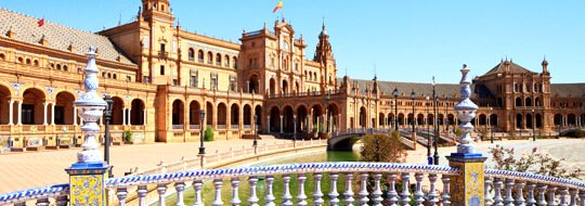 plaza espana andalusie