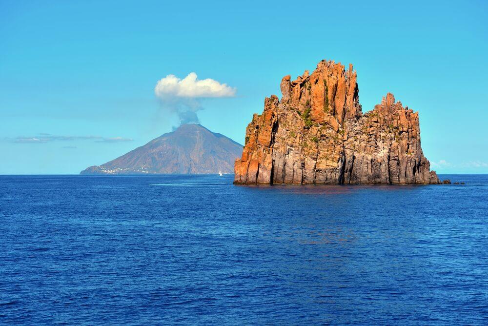 De Eolische eilanden, paradijsje voor de Siciliaanse kust