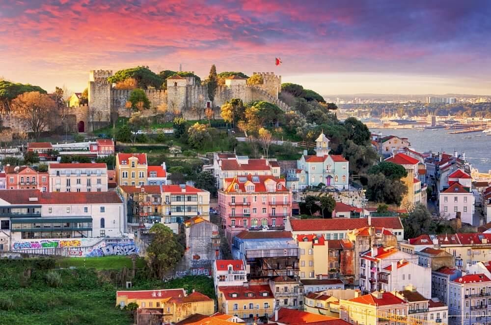 Lissabon, de 'Witte Stad van Portugal'