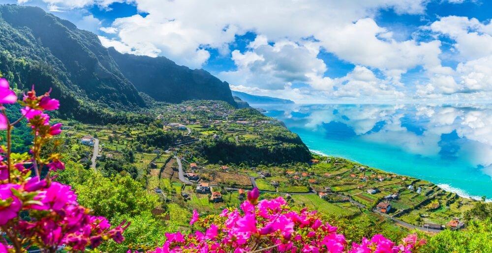 Madeira, de 'Drijvende Tuin van Europa'