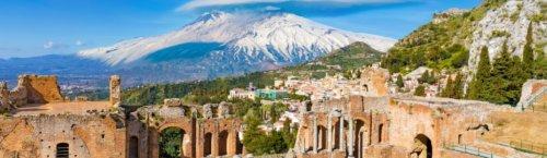 Terug in de tijd met een bezoek aan Taormina