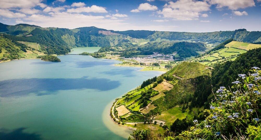 Op naar een archipel midden in de Atlantische Oceaan de Azoren