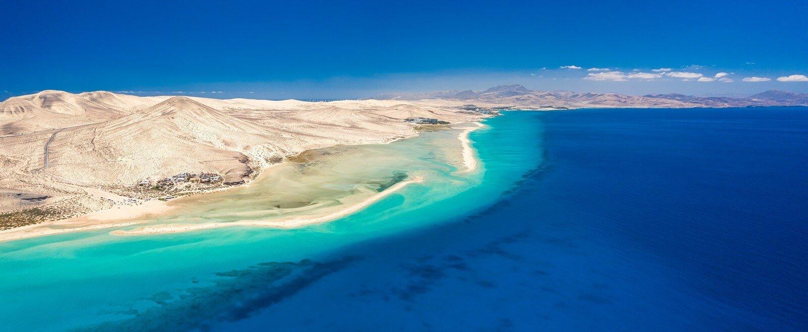 Fly drive Fuerteventura