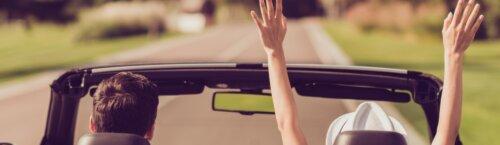 Vier enorme voordelen van een fly & drive vakantie